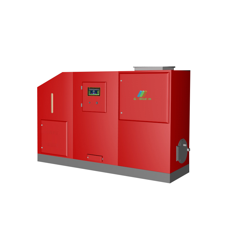 Champion 2020 Biomass Boiler