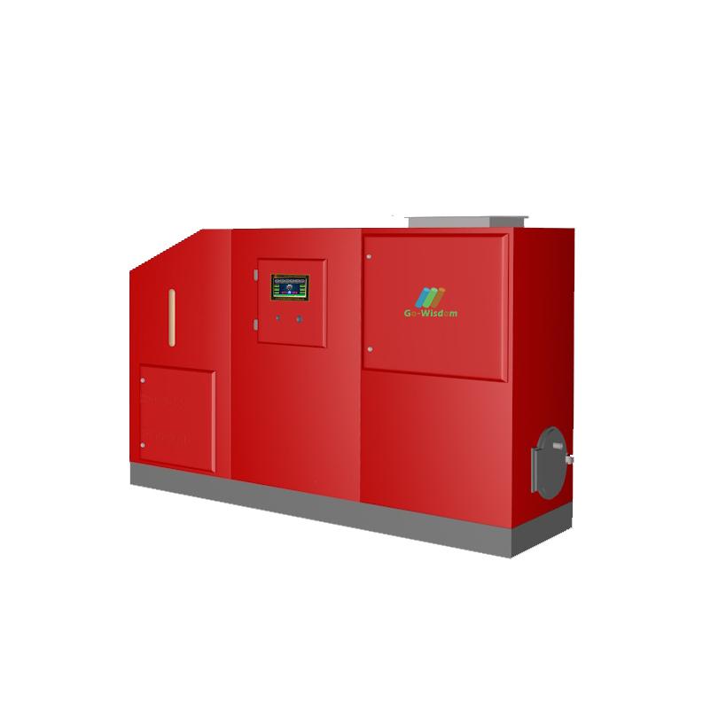 Dragon 2020 Biomass Boiler